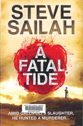 A Fatal Tide book cover