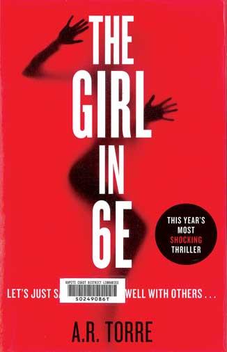 The Girl in 6E book cover