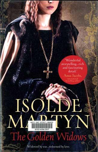 The Golden Widow book cover
