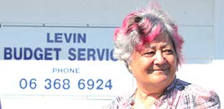 Levin Budget Service coordinator Margaret Edwards-Graham has had involvement through the Service for more than 15 years.