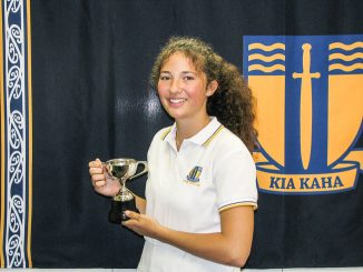 Ande Hakaraia, Top Scholar in Year 9